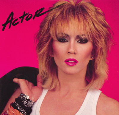 Album Cover: Actor